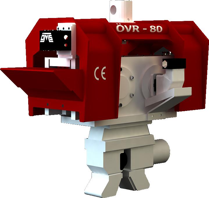 Экскаваторный вибропогружатель OMS OVR S